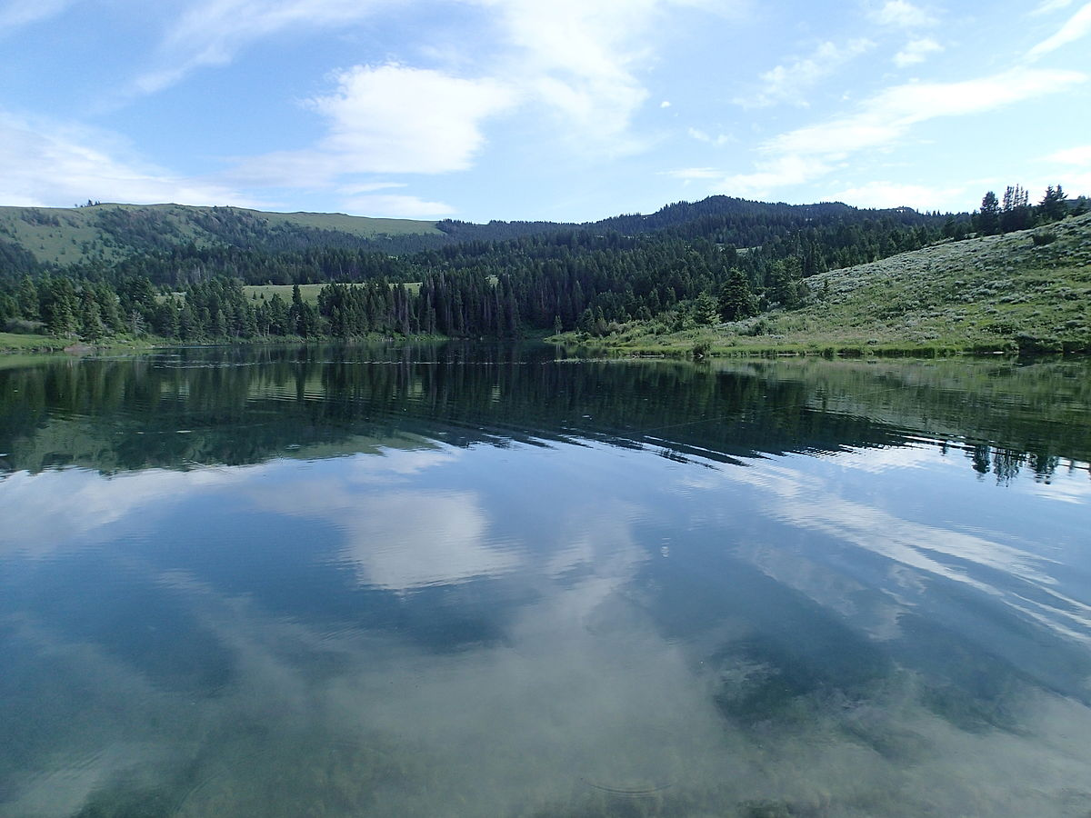 Twin lakes madison county montana wikipedia for Twin lakes fishing report