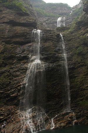 Mount Lu - Image: Lu Shan Jiangxi 4 by Kong Fu Wang