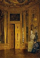 Das Goldkabinett im Oberen Belvedere