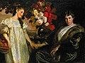 Ludwig von Herterich - Frau und Tochter des Architekten Max Littmann - 14451 - Bavarian State Painting Collections.jpg