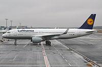 D-AIUL - A320 - Lufthansa