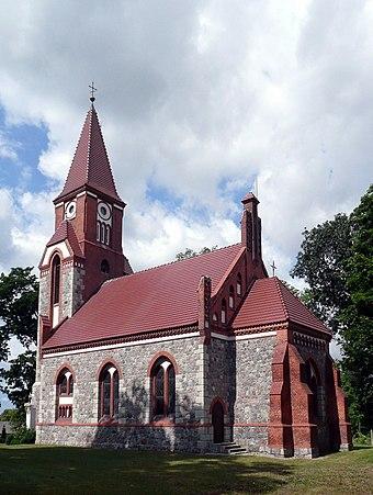 File:Lugi church.jpg (Quelle: Wikimedia)
