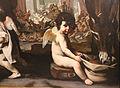 Luigi miradori detto il genovesino, riposo durante la fuga in egitto (da cremona, sant'imerio) 09.JPG
