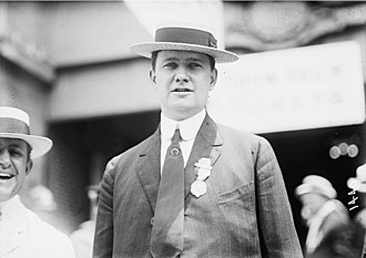 Luke Lea (senator) - Lea at the 1912 Democratic Convention
