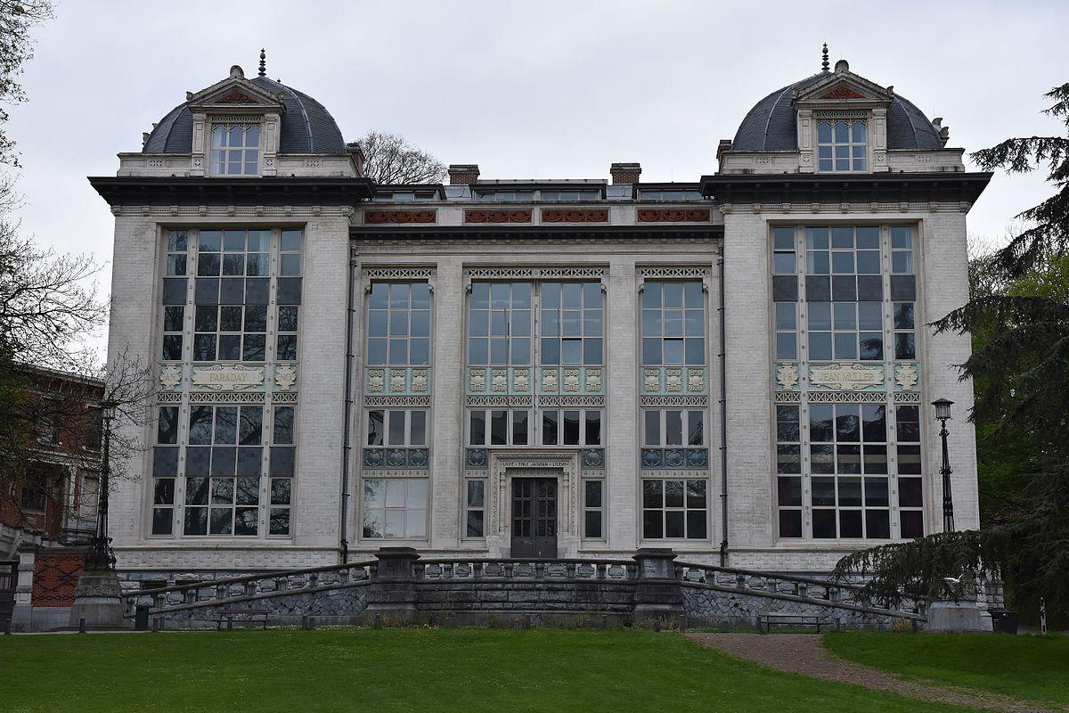 Lyc e mile jacqmain wikip dia for Ecole de decoration interieur bruxelles