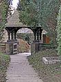 Lychgate, St Cuthbert, Ackworth (16875332382).jpg