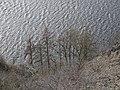 Máslovice, Choč, pohled k Vltavě.jpg