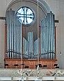 München, Königin des Friedens (Blick zur Zeilhuber-Orgel) (13).jpg