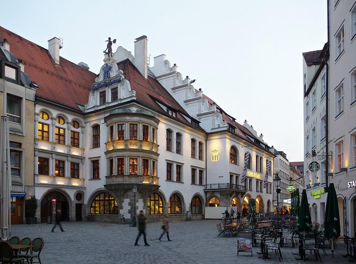 Munchen Hotel Altstadt