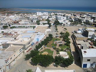 El Maâmoura Commune and town in Nabeul Governorate, Tunisia