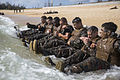 MCMAP instructor course tests Marines endurance on the beaches of Okinawa 141121-M-PU373-703.jpg