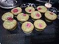 MC 澳門 Macau JW Marriott hotel 萬豪酒店 restaurant 自助餐廳 buffet food fruit cakes January 2017 Lnv2 (2).jpg