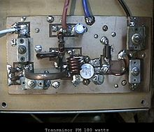 RF power amplifier - Wikipedia on