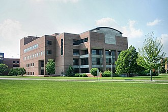 Michigan State University College of Law - The Law College Building.
