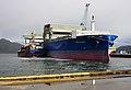 MS Pelicana (Westfal-Larsen) in Orkanger.jpg