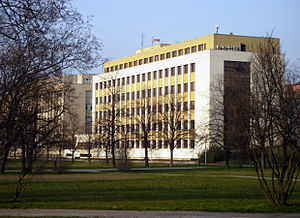 Ministry of the Interior (Czech Republic) - Image: MVCR nova budova