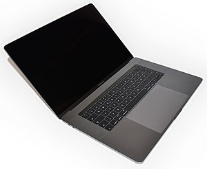 MacBook Pro - Space Grey 15-inch MacBook Pro Late 2016