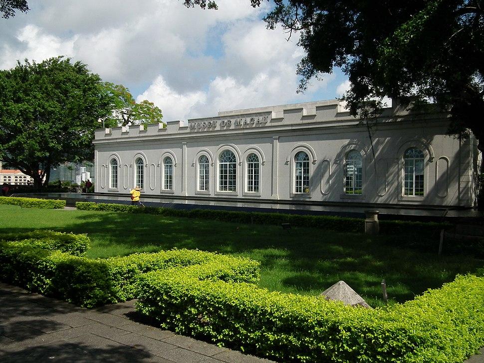 Macau Museum %E6%BE%B3%E9%96%80%E5%8D%9A%E7%89%A9%E9%A4%A8 - panoramio (2)