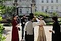 Madame Nobel - film set at the Embassy of France in Vienna May 2014 24.jpg