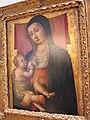 Madonna che allatta in Bambino di Bartolomeo Vivarini (modi di) (2).JPG