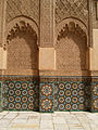 Madrasa ben Yusuf patio 08.jpg