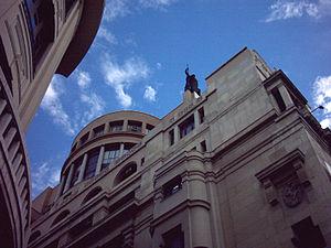 Círculo de Bellas Artes - Image: Madrid Circulo de Bellas Artes