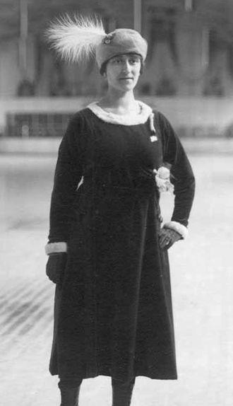 Magda Julin - Julin at the 1920 Olympics