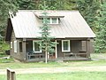 Magee Ranger's Cabin on the Idaho Panhandle National Forest (39895947345).jpg