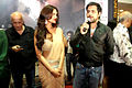 Mahesh Bhatt,Esha Gupta,Emraan Hashmi at The Premiere of 'Jannat 2' at Diera City Centre, Dubai.jpg
