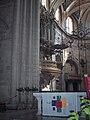 Main altar, organ and choir of the Cathedral of Lisbon - Sep 2006.jpg