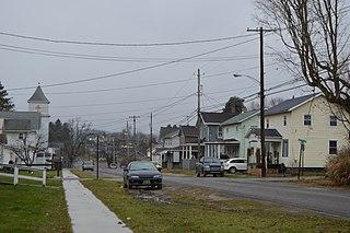 Hawthorn, Pennsylvania Borough in Pennsylvania, United States