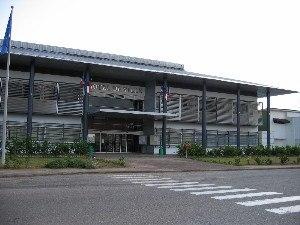 Matoury - Town hall of Matoury.