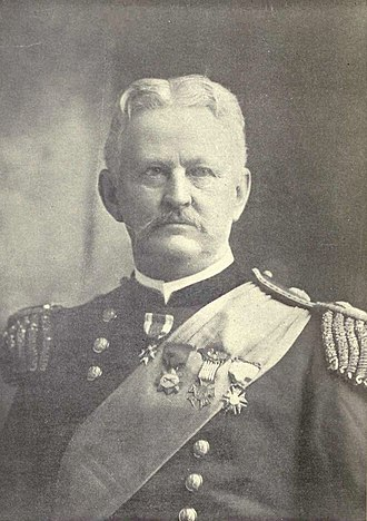 Wesley Merritt - Major General Wesley Merritt, 1st American Governor General of the Philippines