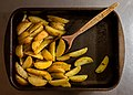 Making potato wedges.jpg