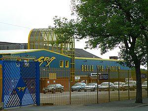 Belle Vue Aces - Belle Vue Stadium, Manchester