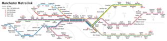 Manchester Metrolink  Gpedia Your Encyclopedia