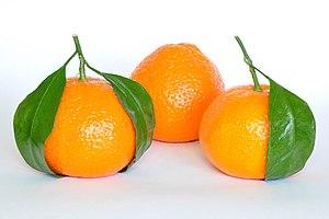 Mandarin orange (fruit) - Mandarin oranges