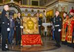Mandylion icon in Sevastopol.png