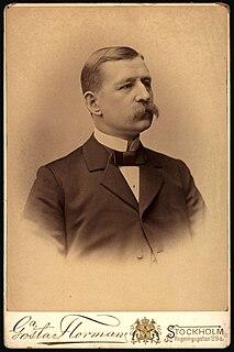 Swedish engineer, balloon pioneer and explorer
