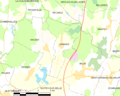 Map commune FR insee code 39296.png
