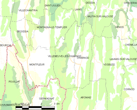 Map commune FR insee code 39566.png
