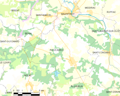 Map commune FR insee code 56159.png