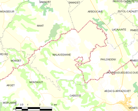 Map commune FR insee code 64365.png