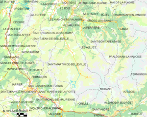 Map commune FR insee code 73257.png