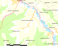 Map commune FR insee code 76460.png