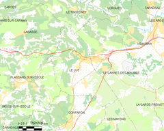 Map commune FR insee code 83073.png
