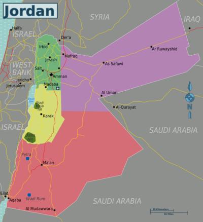 Air Saoudite Jordanie Wikivoyage