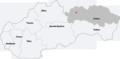 Map slovakia vojn.png