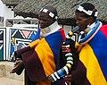 Mapoch.-musiciennes Ndebele.jpg