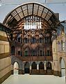 Maquette centrale hal kasteel De Haar, coll Cuypershuis 02.jpg